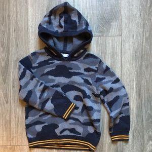 4T Mayoral hooded sweatshirt